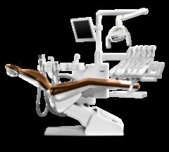 Стоматологическое оборудование Siger Стоматологическая установка U200 с верхней подачей инструментов