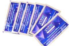 Crest Отбеливающие полоски Professional Effects половина курса (10 пакетиков)