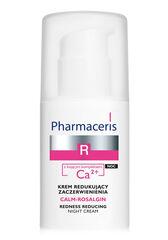 Pharmaceris Крем ночной от покраснений с успокаивающим комплексом Са2+ Сalm-Rosalgin, 30 мл