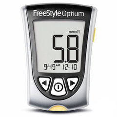 Глюкометр Глюкометр Abbott Diabetes Care Ltd. FreeStyle Optium