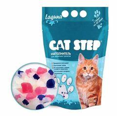 Cat Step Наполнитель Лагуна (3.8 л)