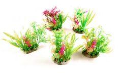 Aquael Пластиковое растение для аквариума MIX