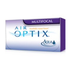 Контактные линзы Контактные линзы CIBA Vision Air Optix Multifocal