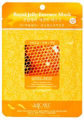 Mijin Маска тканевая маточное молочко Royal Jelly Essence Mask 23гр