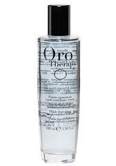 Fanola Сыворотка восстановления поврежденных волос Oro Therapy 24k Diamante Puro с микрочастицами золота и бриллианта 100 мл