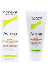 Noreva Крем Актипур тонирующий для проблемной кожи, светлый оттенок 30 мл