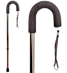 Valentine I. LTD Телескопическая трость с мягкой ручкой 10080