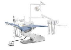 Стоматологическое оборудование Siger Стоматологическая установка U100 с нижней подачей инструментов