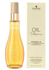 Schwarzkopf Professional Масло Марула MARULA (FINISHING OIL for fine to medium hair), 100 мл