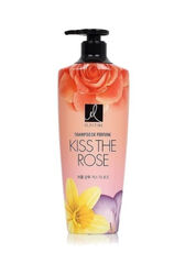 Elastine Шампунь для всех типов волос Perfume Kiss the rose парфюмированный 600 мл