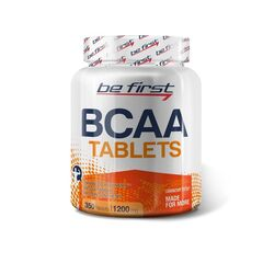 Be first BCAA Tablets, 350 таблеток