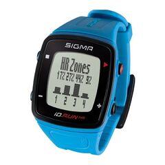 SIGMA Пульсометр ID.Run HR pacific blue