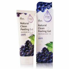 Ekel Пилинг-скатка с экстрактом винограда Grape Natural Clean Peeling Gel