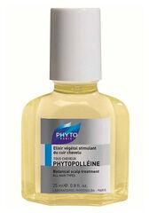 Phyto Paris Концентрат стимулирующий для кожи головы PHYTOPOLLEINE ELIXIR VEGETAL STIMULANT DU CUIR CHEVELU, 25 мл