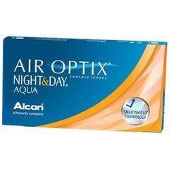 Контактные линзы CIBA Vision Air Optix Night&Day Aqua