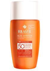 Rilastil Флюид SPF 50+ для ухода за кожей младенцев и детей с pro-DNA com SUN SYSTEM PEDIATRIC PPT BABY, 50мл