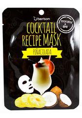 Berrissom Маска для лица Cocktail Recipe Mask - Pina Colada 20гр