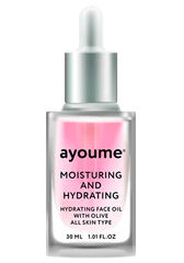 Ayoume Масло для лица увлажняющее Moisturing-&-Hydrating Face oil with Olive 30мл