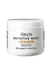 3DELUXE Маска для сухих и поврежденных волос Nutritive Mask 300 мл