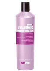 KayPro Шампунь для тонких лишенных густоты и ослабленных волос CPECIAL CARE HUALURONIC для плотности 350 мл