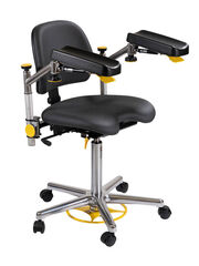 Медицинское оборудование Rini Операционное кресло хирурга Carl Swing