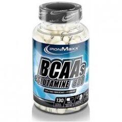 IronMaxx BCAA+Glutamine 130 капс