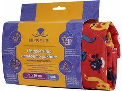Hippie Pet Пеленка многоразового использования 70*90 см (арт. TYZ UPB-101D)