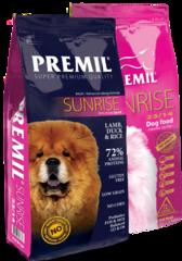 Premil Корм для собак Sunrise SuperPremium 15 кг