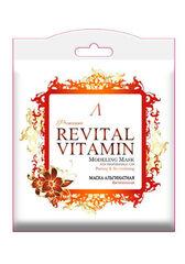 Anskin Маска альгинатная витаминная Revital Vitamin Modeling Mask / Refill (саше ) 25гр