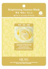 Mijin Маска тканевая осветляющая Brightening Essence Mask 23гр