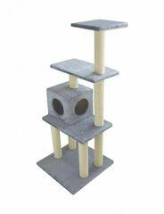 Когтеточка UrbanCat Когтеточка-домик 148 см