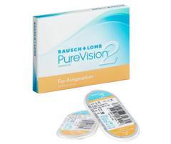 Контактные линзы Контактные линзы Bausch+Lomb PureVision 2 HD for Astigmatism (3 линзы)