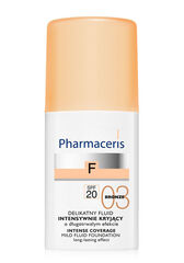 Pharmaceris Флюид тональный нежный SPF 20 (тон 03)