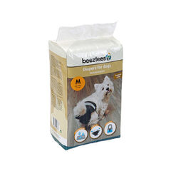 Beeztees Подгузники для собак (размер M)