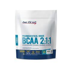 Be first BCAA 2:1:1 powder 450 гр