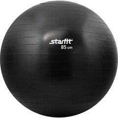 Starfit Мяч гимнастический GB-101 85 см black, антивзрыв