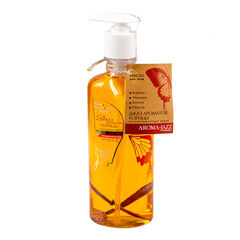Aroma Jazz Масло массажное «Джаз ароматов корицы» 350мл