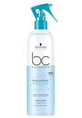Schwarzkopf Professional Спрей-кондиционер для волос Hyaluronic Moisture Kick (Spray Conditioner For normal to dry hair), 400 мл