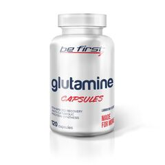 Be first Glutamine Capsules 120 капсул