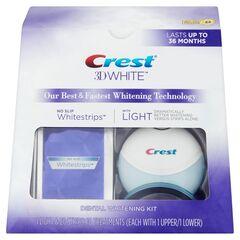 Crest Отбеливающая система 3D White Whitestrips With Light