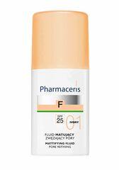 Pharmaceris Матирующий тональный флюид SPF 25 (тон: 01), 30 мл