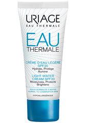 Uriage Крем для лица лёгкий увлажняющий для нормальной и комбинированной кожи EAU THERMALE CREME D'EAU LEGERE SPF20, 40 мл
