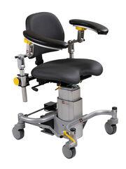 Медицинское оборудование Rini Операционное кресло хирурга Carl Foot R7