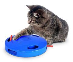 Georplast Интерактивная игрушка для кошек Tail Spin & Chase