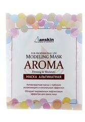 Anskin Маска альгинатная антивозростная питательная Aroma Modeling Mask / Refill (саше) 25гр