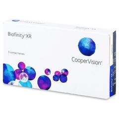 Контактные линзы Контактные линзы Cooper Vision Biofinity XR (3 линзы)