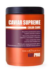 KayPro Маска для окрашенных и химически обработанных волос CPECIAL CARE CAVIAR SUPREME для предохранения цвета с икрой 1000 мл
