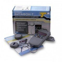 Витафон Т аппарат виброакустического воздействия с индикацией и таймером