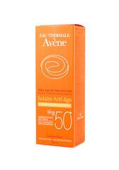 Avene Солнцезащитное средство SPF50+ антивозрастное 50 мл