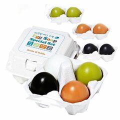 Holika Holika Мыло-маска ручной работы Egg Soap